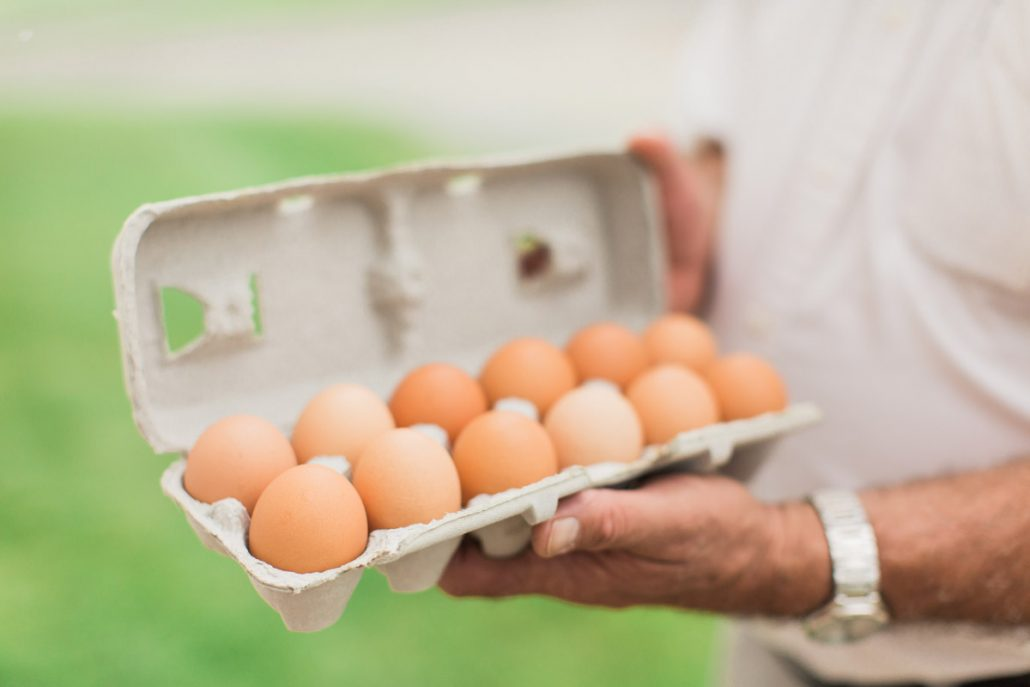 All-Natural Eggs - Sunrise Farms