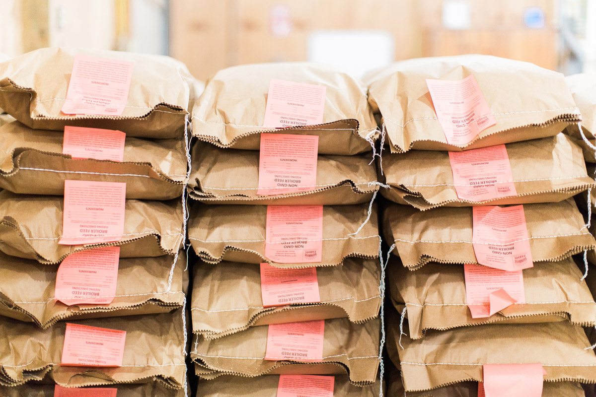 regional feed delivery