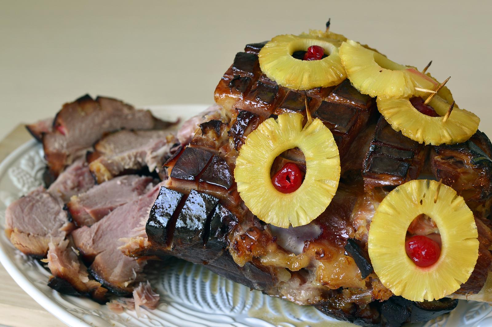 Ham glazes