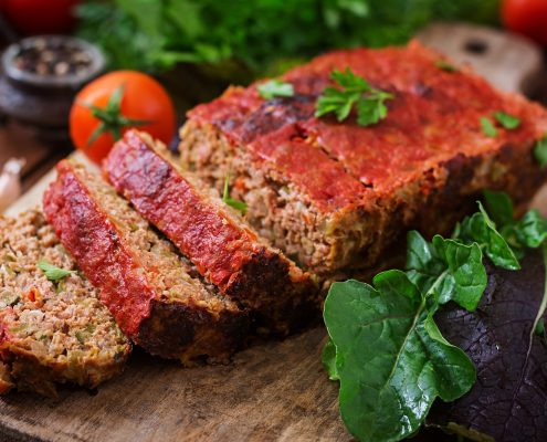 Meatloaf from Sunrise Farms