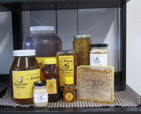 honey options