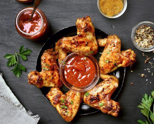 bbq chicken!
