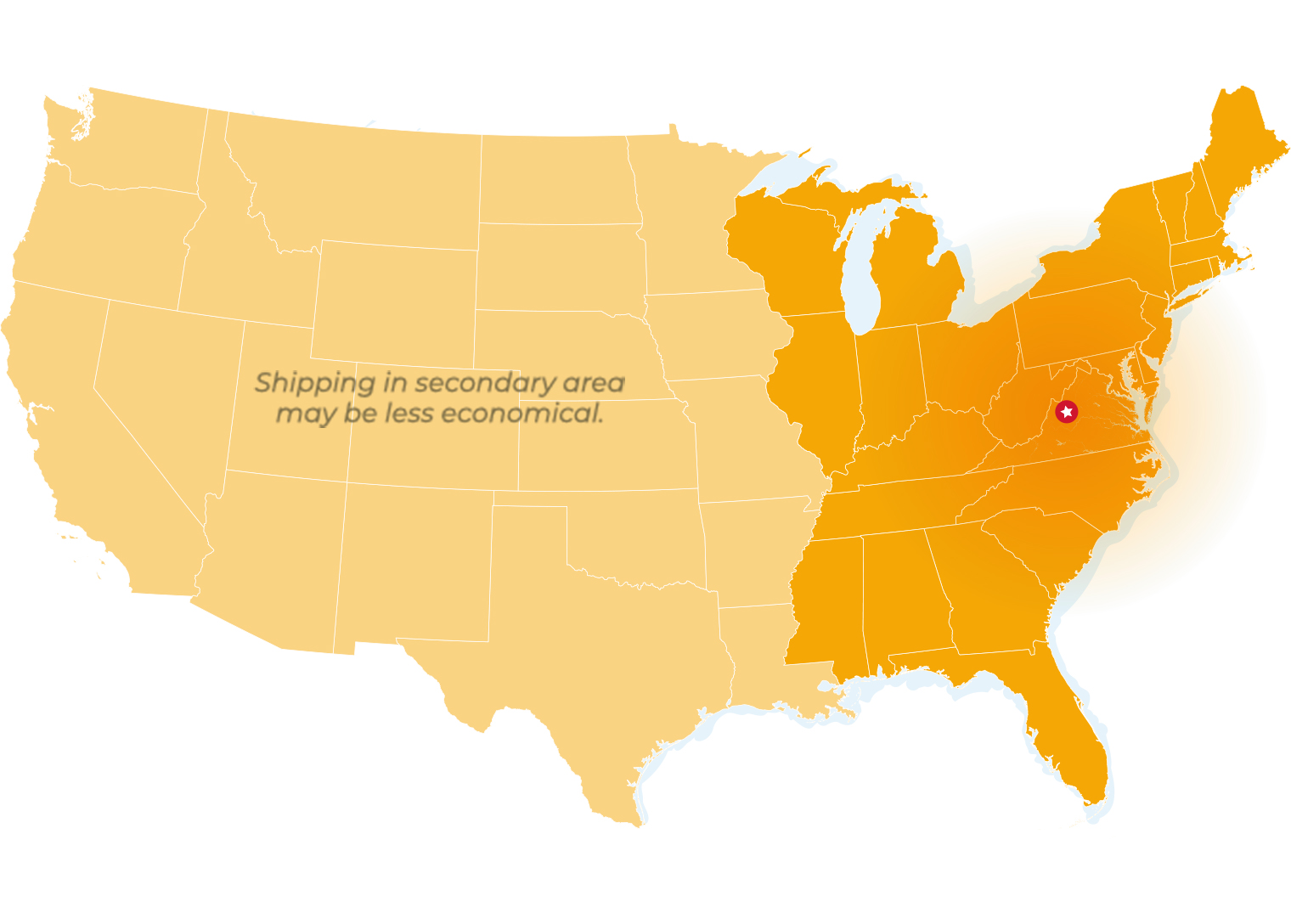 national feed delivery map